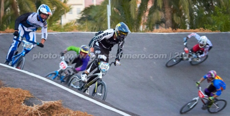 BMX Elche 2013 - test series