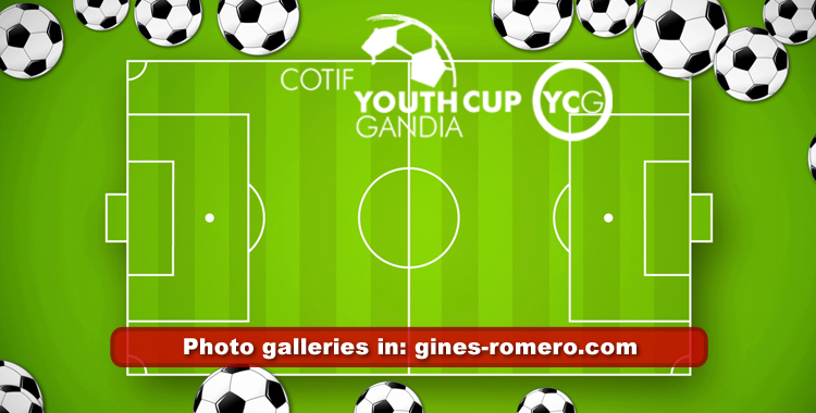 photos Cotif Youth Cup Gandia 2014