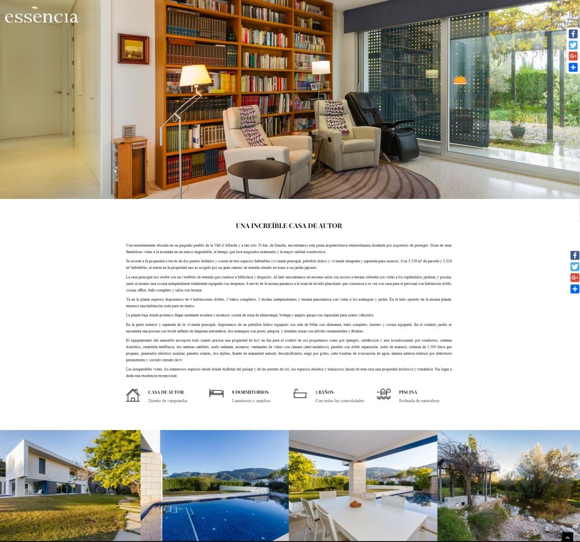 Webcasadelujo-fotografia inmobiliaria