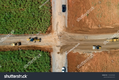 stock-photo-aerial-view-road-construction-site-machine-1165425028