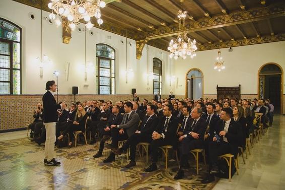 12-03-2019 - Evento Porcelanosa Partners Valencia - 11897