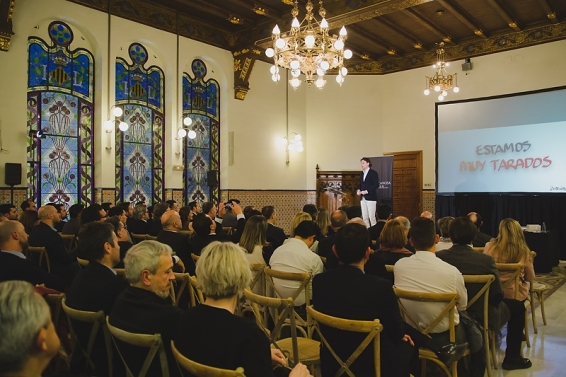 12-03-2019 - Evento Porcelanosa Partners Valencia - 11900